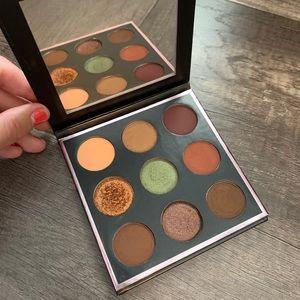 Makeup Geek - Fall Harvest Eyeshadow Palette